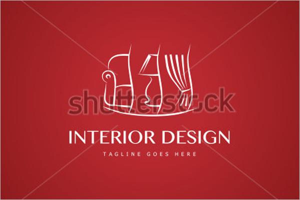 Interior Decoration Visiting Card