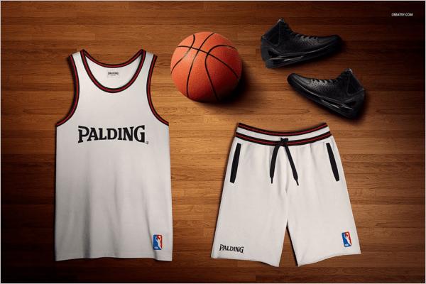 Download 45+ Sports Mockup Templates Free PSD Designs | Creative ...