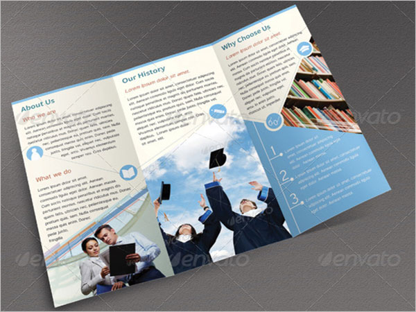 17 Graduation Brochure Templates Free PDF PSD Design Ideas