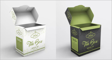 Download 18+ Tea Box Mockup PSD Free Download - Creative Template