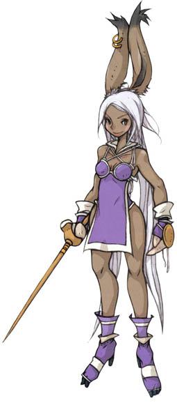 Viera Fencer Characters Amp Art Final Fantasy Tactics Advance