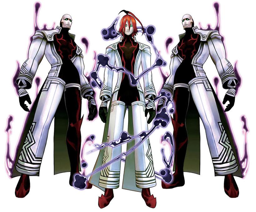 Dark Wallpaper Anime Aida Warriors Characters Amp Art Hack G U Vol 3