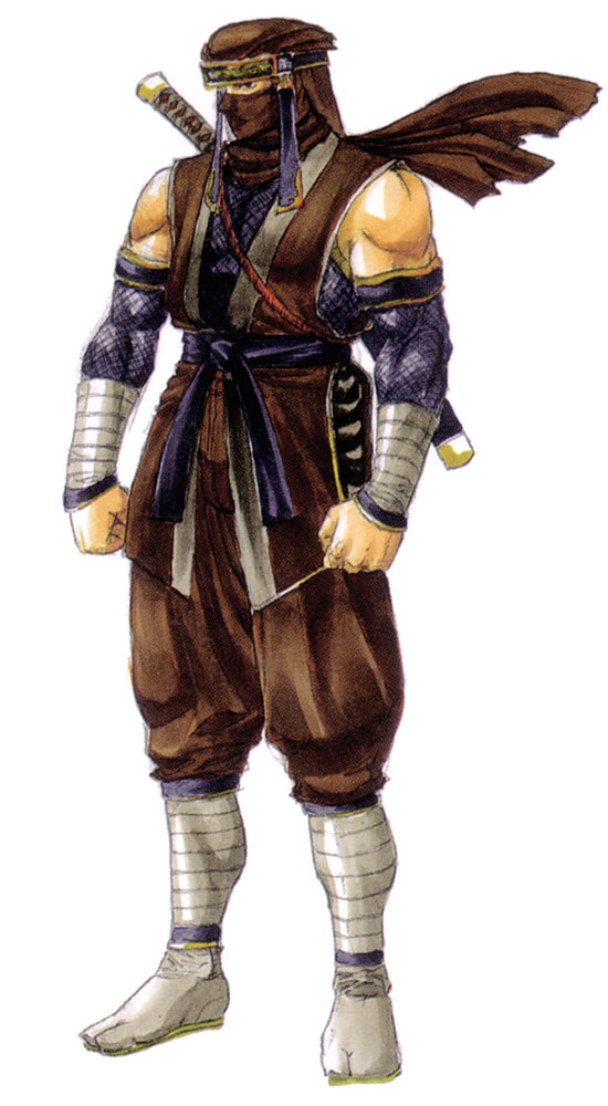 Ryu Hayabusa  Characters  Art  Dead or Alive 3