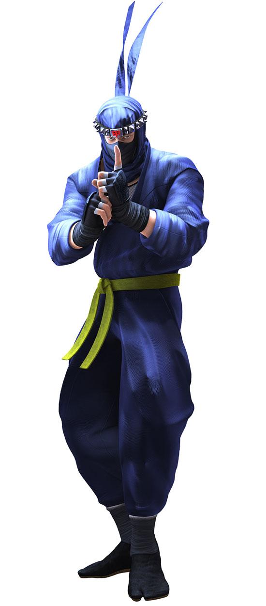 Kage Maru Characters Amp Art Virtua Fighter 5
