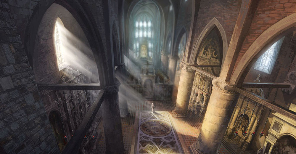 Environment Art Assassin S Creed Ii Art Gallery