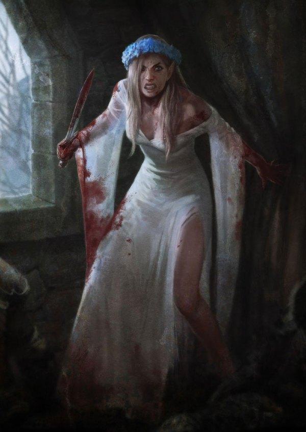 Dragon Age Origins City Elf