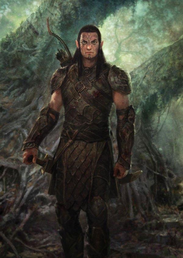 Dragon Age Dalish Elves