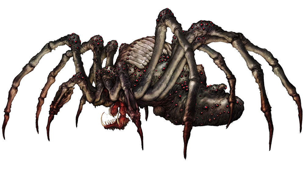 Armor Spider Characters Amp Art Demons Souls