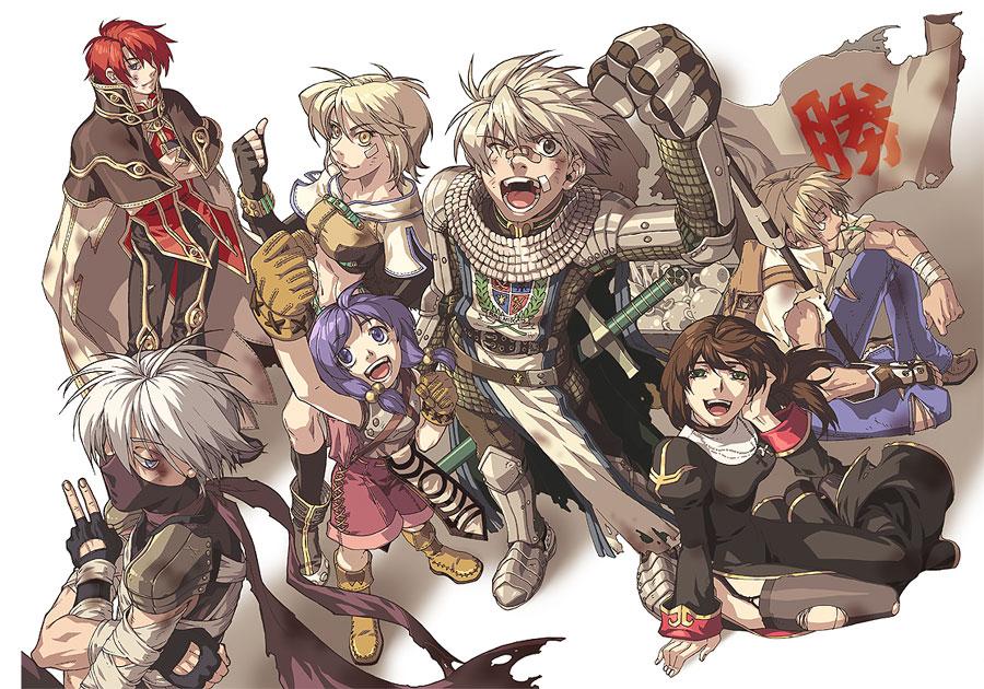 Party Wallpaper Hd Character Artwork Characters Amp Art Ragnarok Online