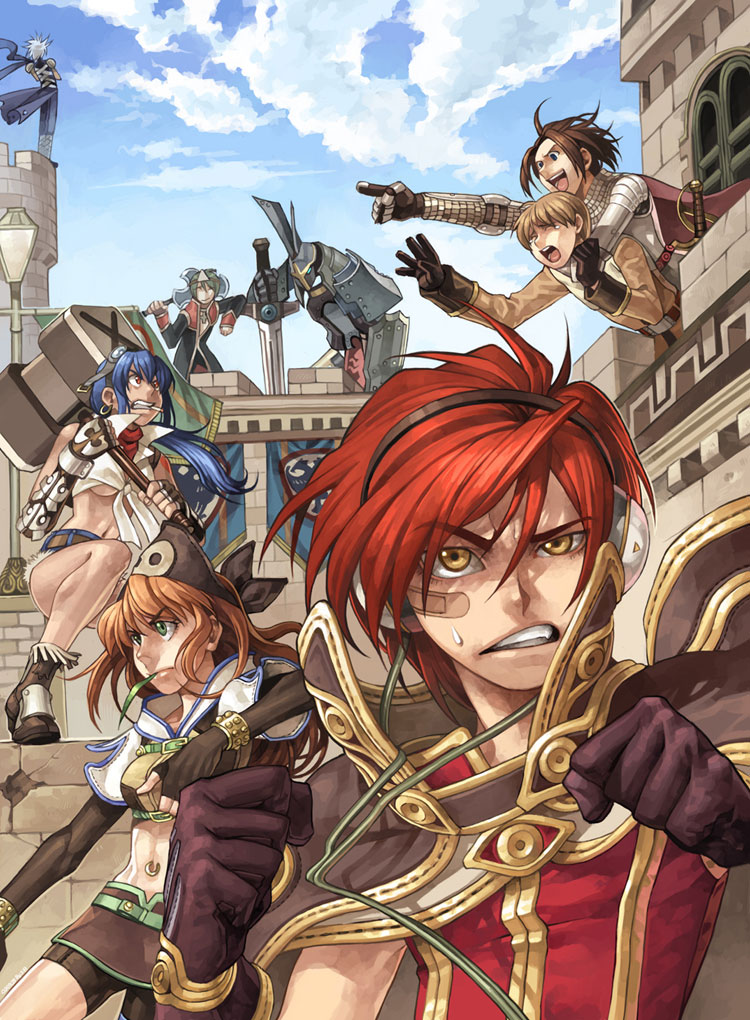 Cute Videogame Wallpaper Promotional Illustration Characters Amp Art Ragnarok Online