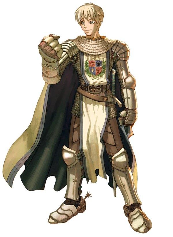 Knight Male Art - Ragnarok Online