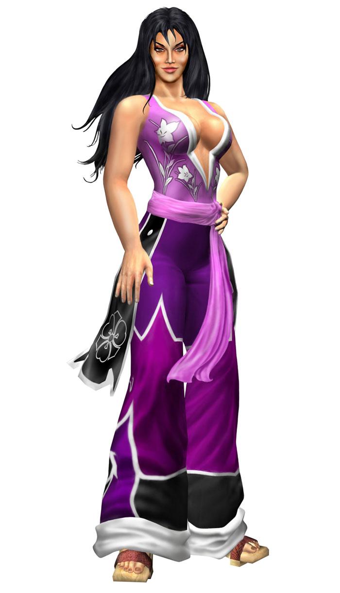 Li Mei  Characters  Art  Mortal Kombat Deadly Alliance