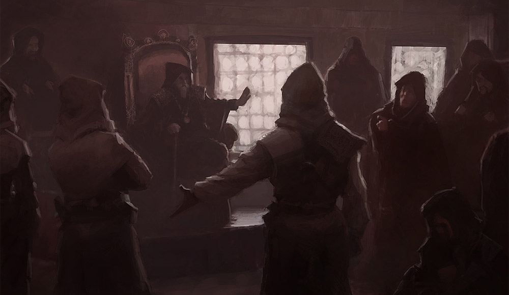 Concept Art  Assassins Creed Brotherhood Art Gallery