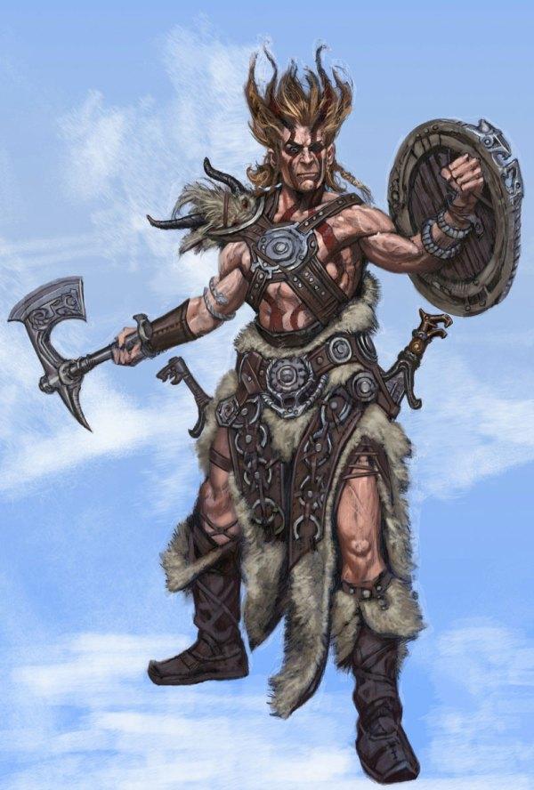 Nord Armor - Characters & Art Elder Scrolls Skyrim