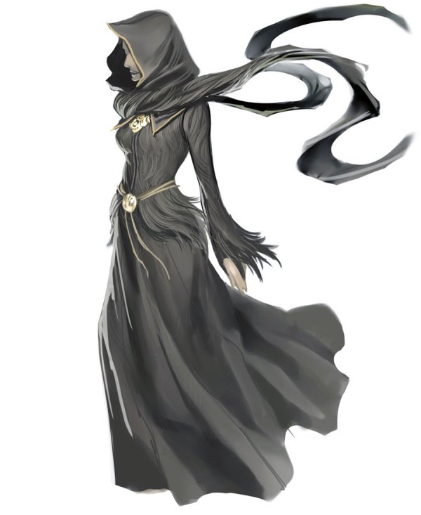 Character Concept - Characters & Art Folklore