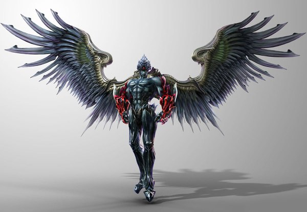 Devil Jin Tekken Blood Vengeance