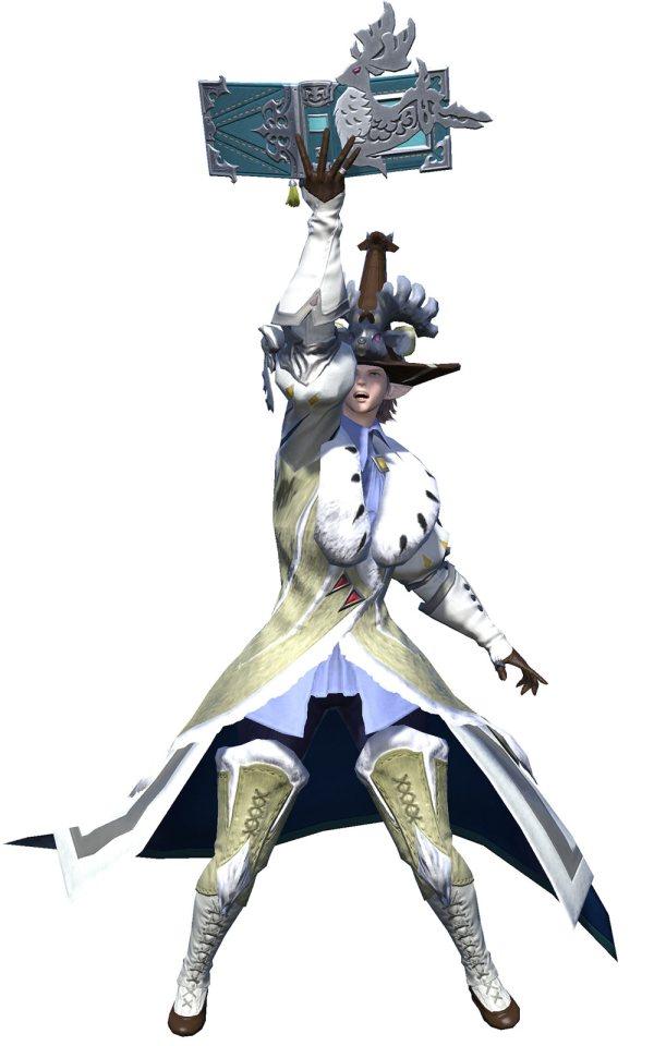 Summoner Pvp Gear Art - Final Fantasy Xiv Realm Reborn