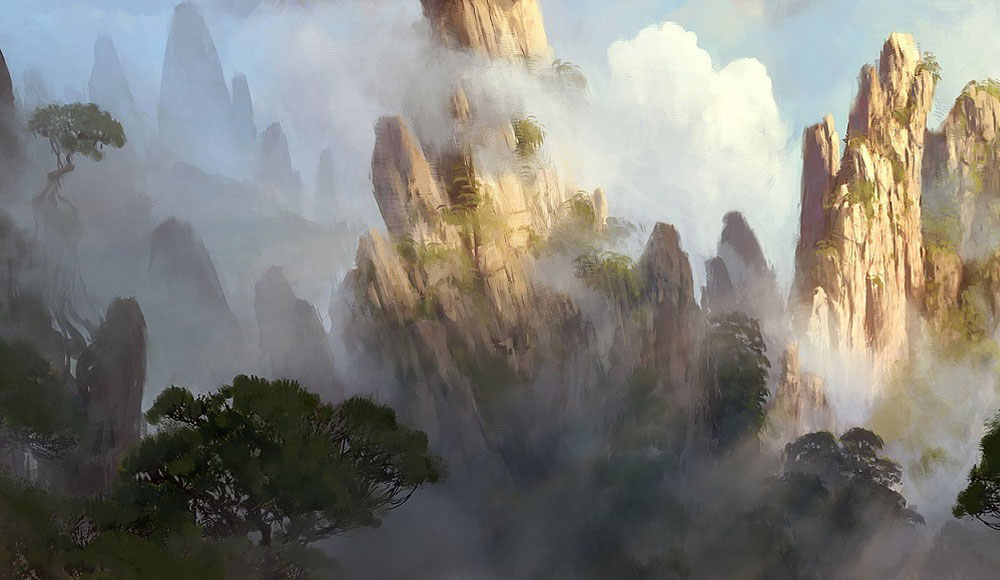 All Anime Characters Wallpaper Mountain Landscape Characters Amp Art World Of Warcraft