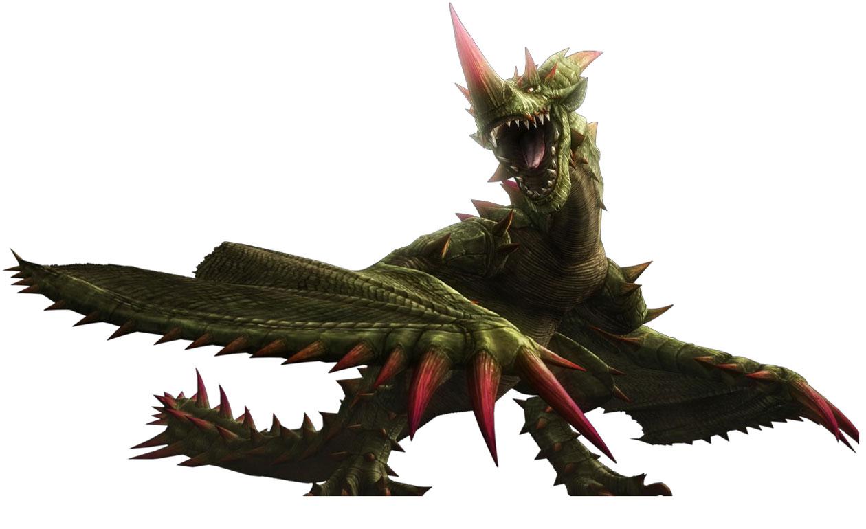 Espina Characters Amp Art Monster Hunter Frontier