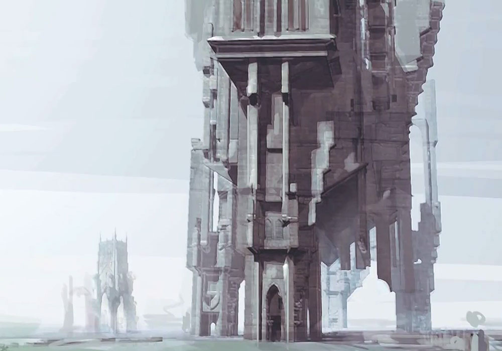 Tower Concept Art Dishonored Art Gallery