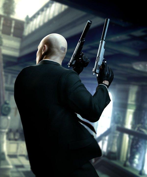 Agent 47 Action Render - Hitman Absolution Art