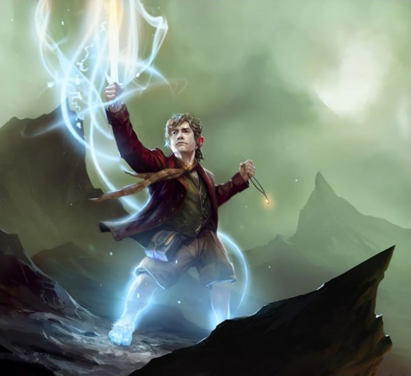 Bilbo Baggins Art - Guardians Of Middle-earth
