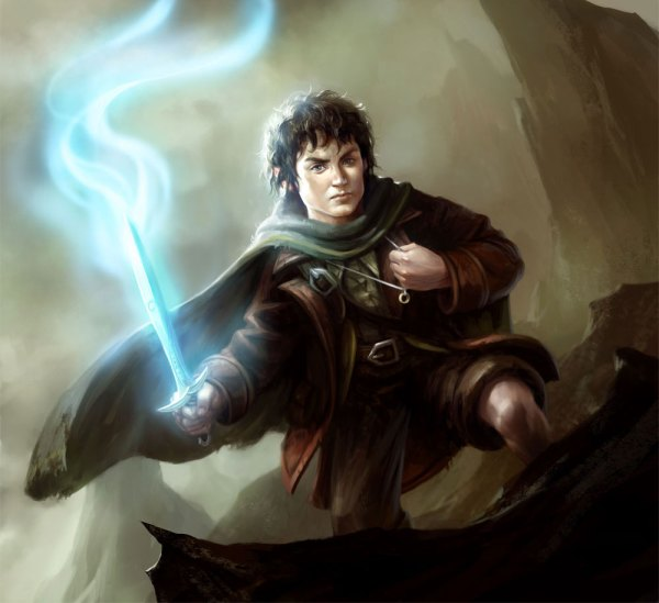 Hobbit Middle Earth Frodo