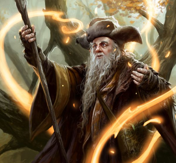 Radagast Art - Guardians Of Middle-earth