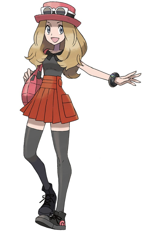 Serena Art - Pokmon X And