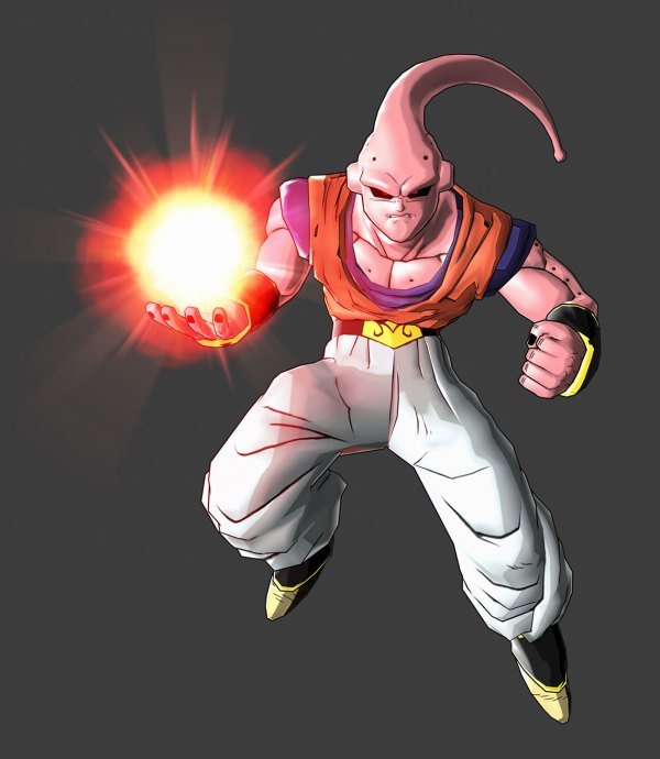 Dragon Ball Z Super Buu Absorbed