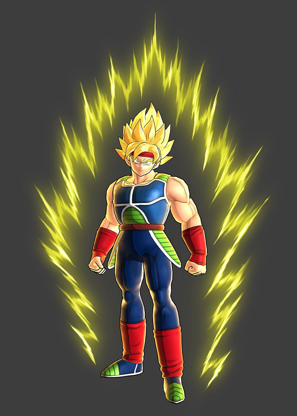 Super Saiyan Bardock Characters Amp Art Dragon Ball Z