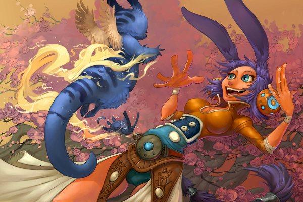 Wildstar Female Characters Art