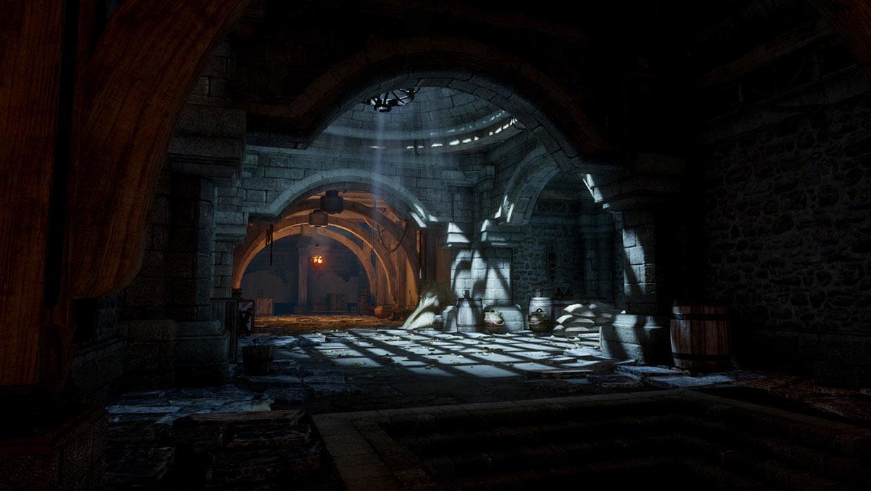 Dungeon Art Dragon Age Inquisition Art Gallery