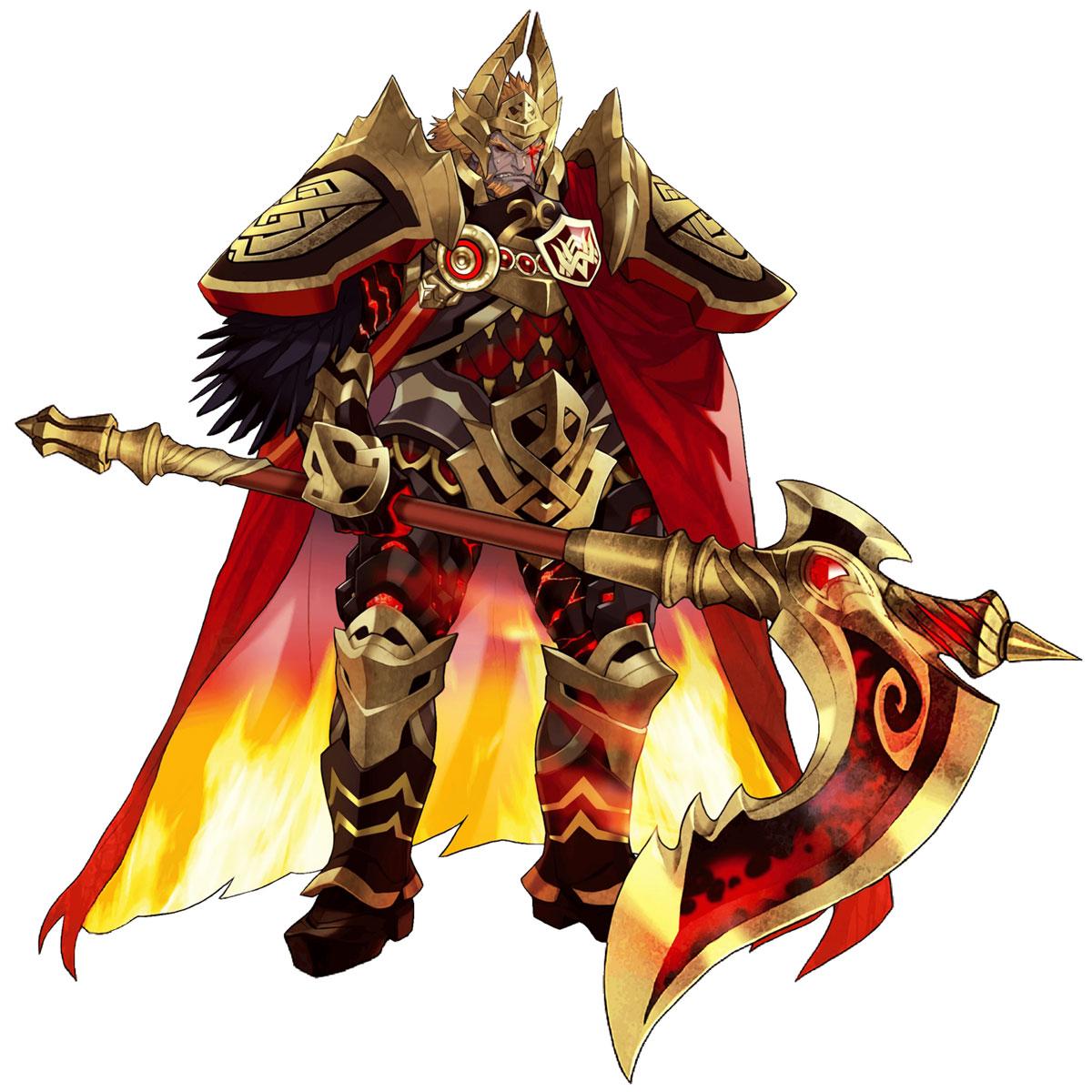 Surtr Art - Fire Emblem Heroes Art Gallery