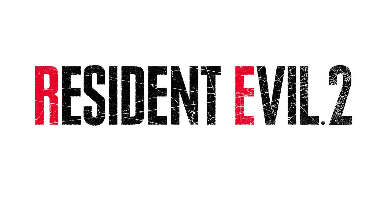 Re2 Logo Resident Evil 2 2019 Art Gallery