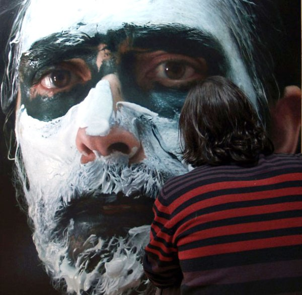 Hyper Realistic Self Portraits Oil Paintings By Eloy Morales