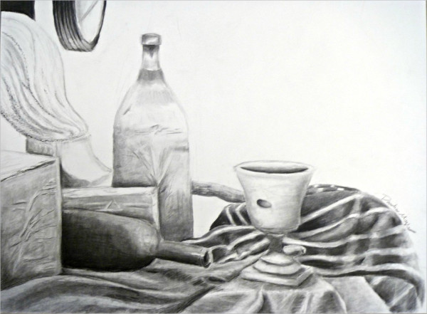 Best Charcoal Drawing