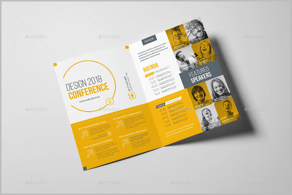 21 Conference Brochure Templates Free & Premium Download