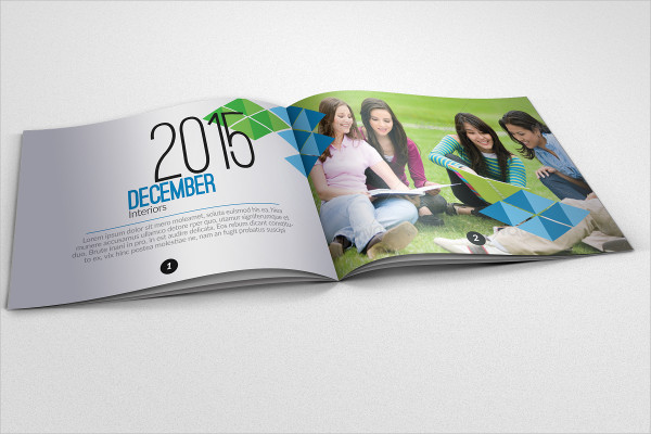 20 Pages Catalogue Education Bifold Brochure