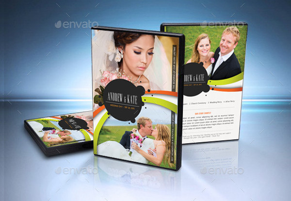 Amazing Wedding DVD Cover & Disc Label Artwork