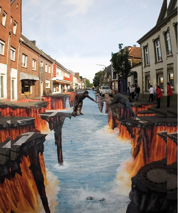 Awesome 3D Street Arts