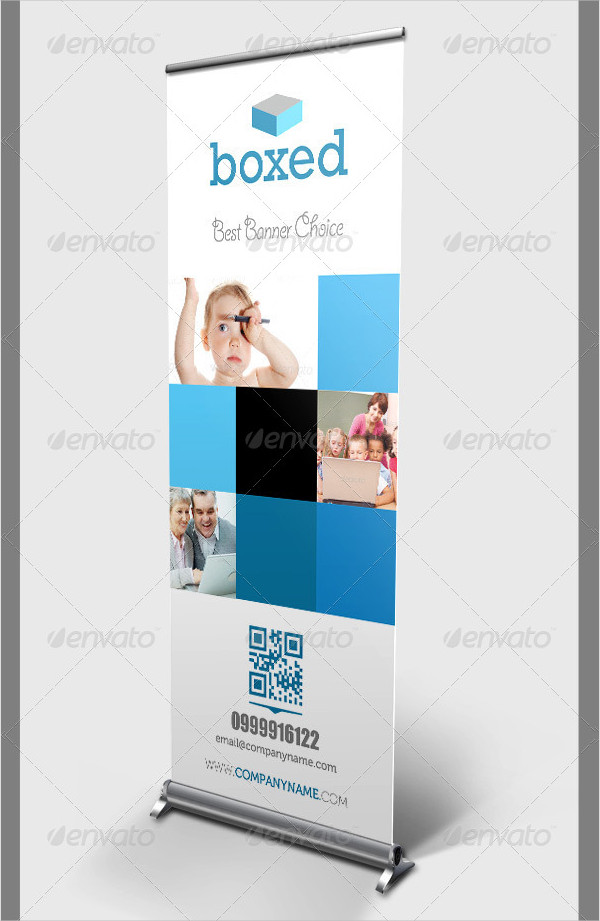 Boxed Banner Templates