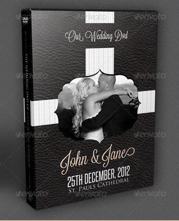 DVD Cover PSD Design