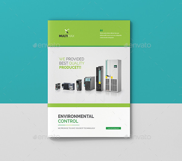 Technology Product Catalog Template