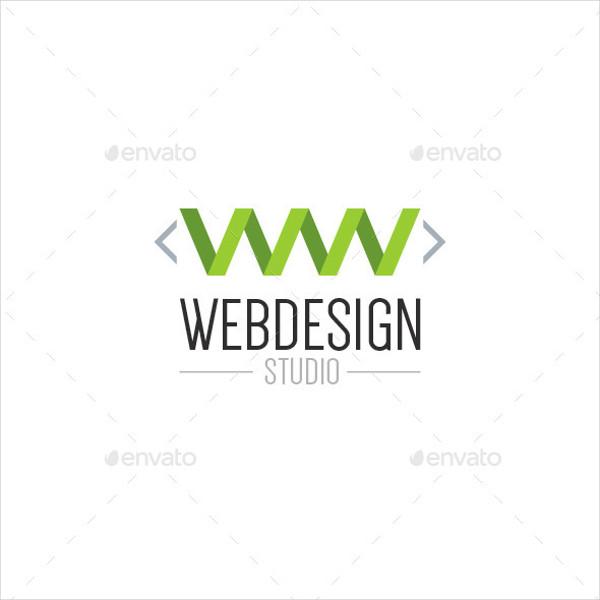 Branding Web Design Logo