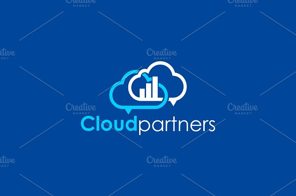 Cloud Partner Logo Template