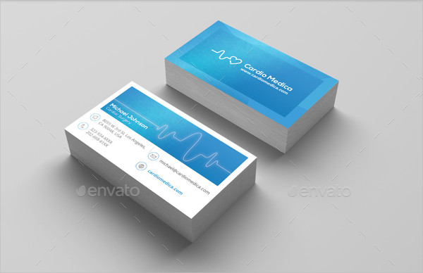Ready to Print Business Card