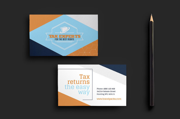 Tax Service Templates Pack