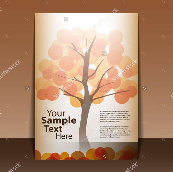 Autumn Flyer Design Template