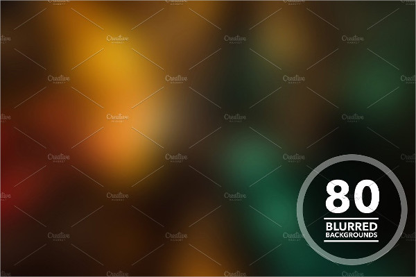 80 Modern Look with Blurred Backgrounds